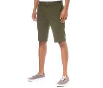 Howland Classic Wk - Shorts - Grün