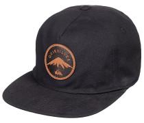 Mountain Stasher - Snapback Cap - Schwarz