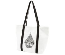Stone Tote - Tasche - Weiß