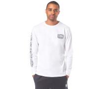Channels - Langarmshirt - Weiß