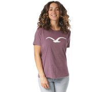 Möwe 2 - T-Shirt - Lila