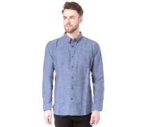 One&Only Woven 2.0 - Hemd - Blau