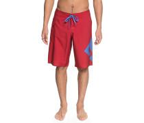 Lanai 22 - Boardshorts - Rot