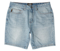 Fifty - Shorts - Blau