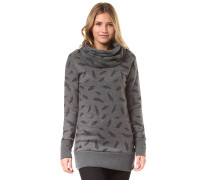 Louth Turtle Neck - Sweatshirt - Grau