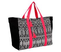Black&White Shopper - Tasche - Schwarz