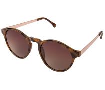 Devon Metal Sonnenbrille - Braun