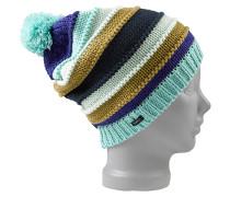 Candy Stripe - Mütze - Grün