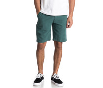 Wislab - Chino Shorts - Grün