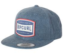 Authentic - Snapback Cap - Blau