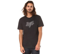 Cresent Airline - T-Shirt - Schwarz