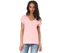 Dreamers V-Neck - T-Shirt - Pink