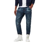 5620 3D Tapered-Higa - Jeans - Blau