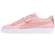 Basket Satin En Pointe - Sneaker - Pink