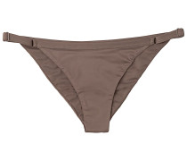 Solid Medium - Bikini Hose - Braun