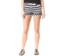 Wave - Shorts - Weiß
