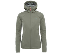 Inlux Softshell - Outdoorjacke - Grün