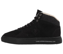 Highwaik Fur Nubuck - Sneaker - Schwarz