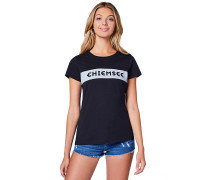 T-Shirt Frontdruck - T-Shirt - Schwarz