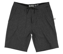 Surftrek Shelter - Shorts - Schwarz