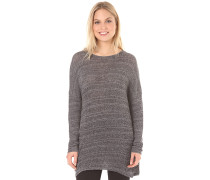 Lived In Go Crew - Strickpullover - Schwarz
