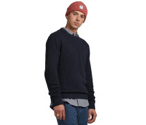 Dispatch Crew - Strickpullover - Blau