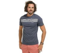 Tobee - T-Shirt - Blau