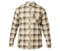 Gamut Stretch Flannel - Hemd - Beige