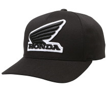 Honda Flexfit Cap - Schwarz