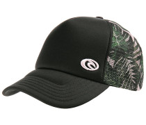 Palm Beach - Trucker Cap - Schwarz