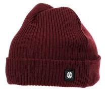 Flow II - Mütze - Rot