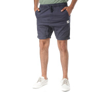Hooked On Elastic - Shorts - Blau