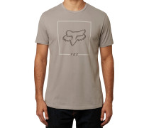 Chapped - T-Shirt - Grau