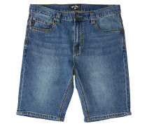 Outsider Denim - Shorts - Blau