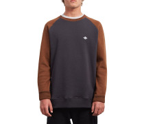 Homak Crew - Sweatshirt - Braun