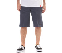 13in Mlt Pkt - Chino Shorts - Blau