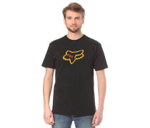 Czar Head Premium - T-Shirt - Schwarz