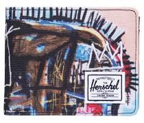 Roy Coin RFID Basquiat Geldbeutel - Mehrfarbig
