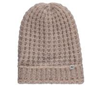 Cosy Wool Mix - Mütze - Beige