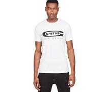 Graphic 4 R T - T-Shirt - Weiß