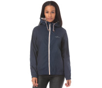 Library Light - Jacke - Blau