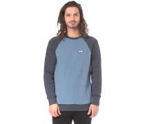 Rutland II - Sweatshirt - Blau