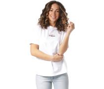 C.I. - T-Shirt - Weiß