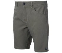 "Beach Chill 19"" - Shorts - Grün"