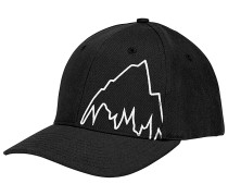 Mountain Slidestyle - Flexfit Cap - Schwarz