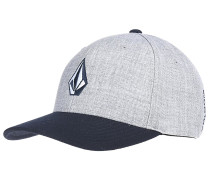 Full Stone Heather - Flexfit Cap - Grau