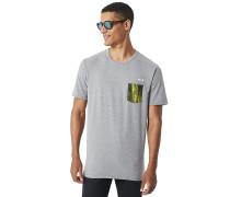 50-Aero Pocket - T-Shirt - Grau