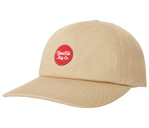 Wheeler Strapback Cap - Beige