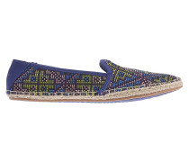 Shaded Summer E - Slip Ons - Blau