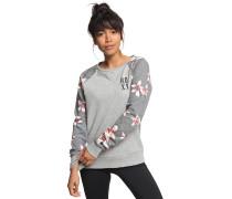 Sunrise Delicacy - Sweatshirt - Grau